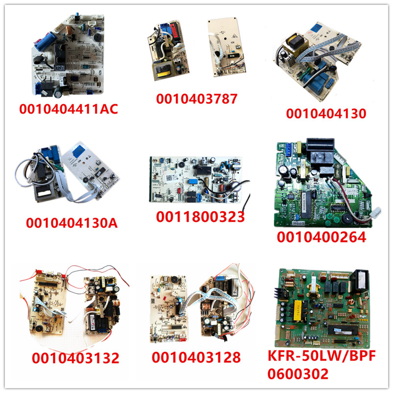 0010404411AC| 0010403787| 0010404130| 0010404130A| 0011800323| 0010400264| 0010403132| 0010403128| KFR-50LW/BPF 0600302 Used