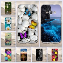 for Samsung Galaxy J1 2016 Case 3D Patterned Soft Silicone Cover For Samsung J1 2016 J120F J120H Phone Case for samsung j1 2016