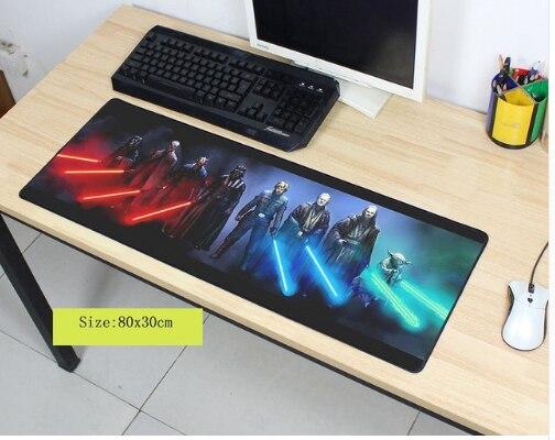 Mairuige Бесплатная доставка Star Wars Мышь Коврики ноутбук площадку Мышь Notbook компьютера 800x300x2 мм игровой Мышь геймер Ковры для игр