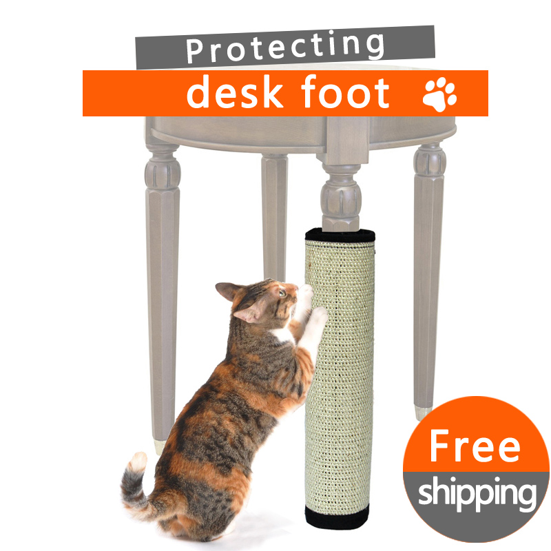 Table Leg Protector Cat Scratching Mat