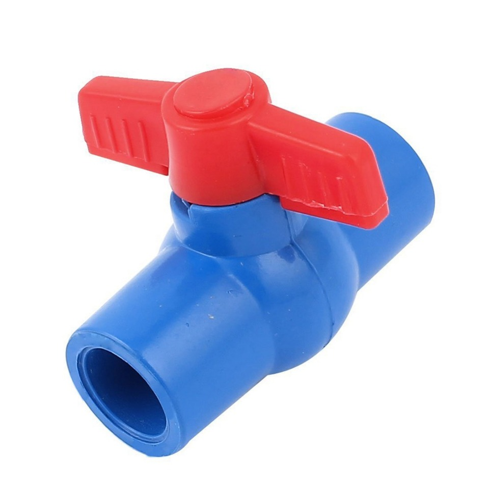 Shut Off Plumbing 20 40mm Slip Ends