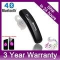 Голосовое Управление Беспроводная Связь Bluetooth 4.0 Стерео Гарнитура Наушники Наушники ж/Громкой Связи для Apple iPhone Samsung Sony Xperia HTC