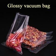 Kitchen Food Vacuum Bag for Food Saving Storage Bags For Vacuum Sealer Food Fresh Transparent Vacuum Bag 100pcs/lot