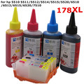 564 XL Refillable ink cartridge for HP 5510 5511 5512 5514 5515 5520 6510 6512 6515 6520 + for hp Dey ink bottle Universal 400ML
