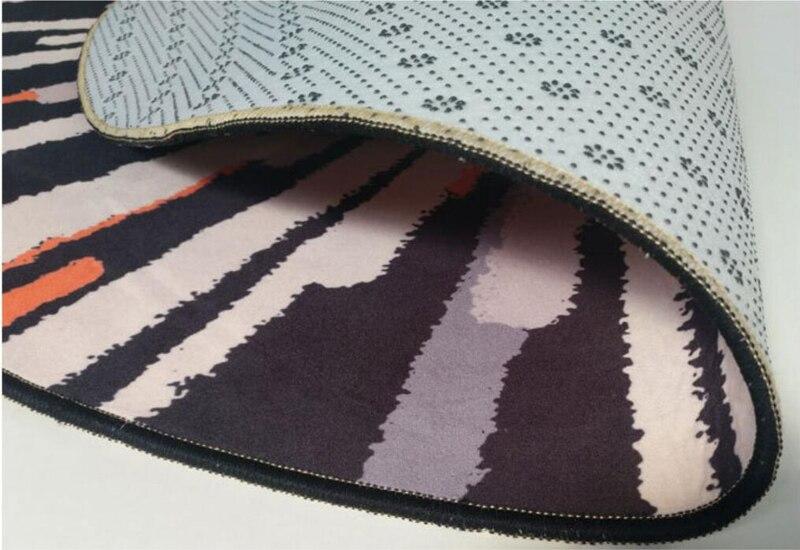 Goedkoop Tapijt Kopen : Kopen goedkoop ronde tapijt rug deur mat moderne tapijten voor