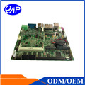 MINI-ITX Industrial Fanless motherboard CPU I3/I5/I7 with QM77 chipset Intel motherboard with isa slot intel core i7