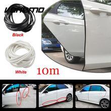 10 м автомобильный протектор края двери уплотнительная лента уплотнение с клеем стайлинга автомобиля