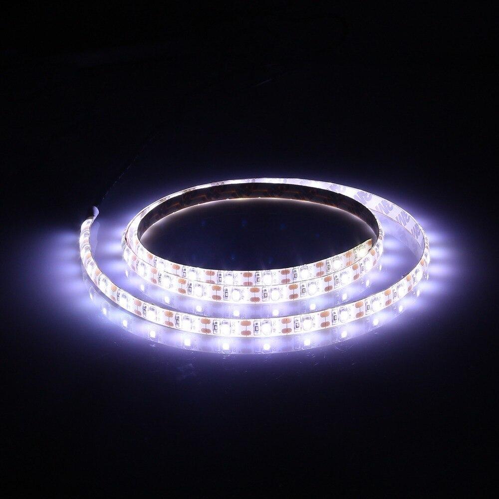 SMD3528 Cable USB 5 V LED lámpara de luz de la raya de la Navidad 50 cm 30 led 100 cm 60 Led Flexible Tira de Luz de Fondo TV Kit de ... & SMD3528 Cable USB 5 V LED lámpara de luz de la raya de la Navidad ... azcodes.com