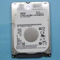 WD Brand 500GB Laptop 2.5 Internal Mechanical Hard disk SATA 3Gb/s 6Gb/s HDD 500 GB 7200 RPM 8 MB / 32 MB Buffer