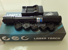 AAA Most Powerful Military 20000m 20W 450nm Blue Laser Pointers Flashlight Burn Match Candle Lit Cigarette Wicked LAZER Hunting