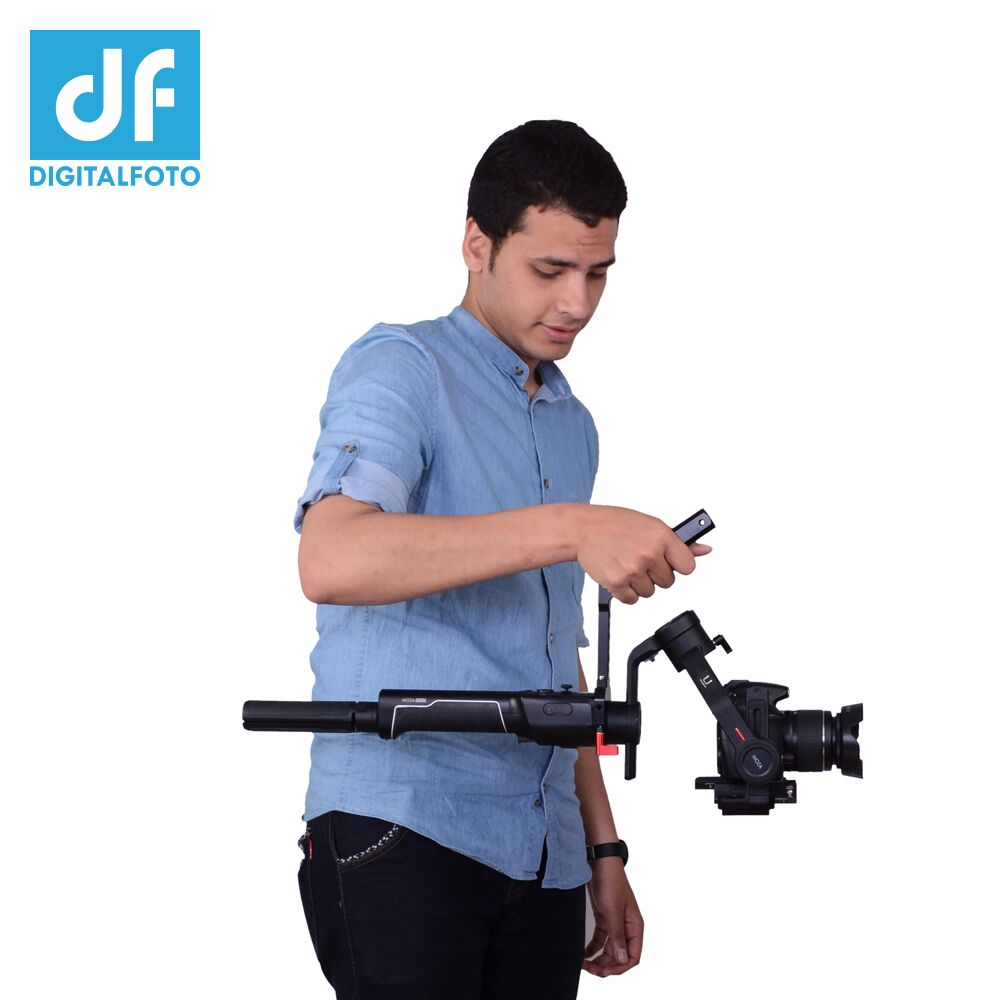 MOZA Air 2 Handle Hang Strap Mounting Clamp Stabilizer GIMBAL Install Monitor Mic for Zhiyun Crane