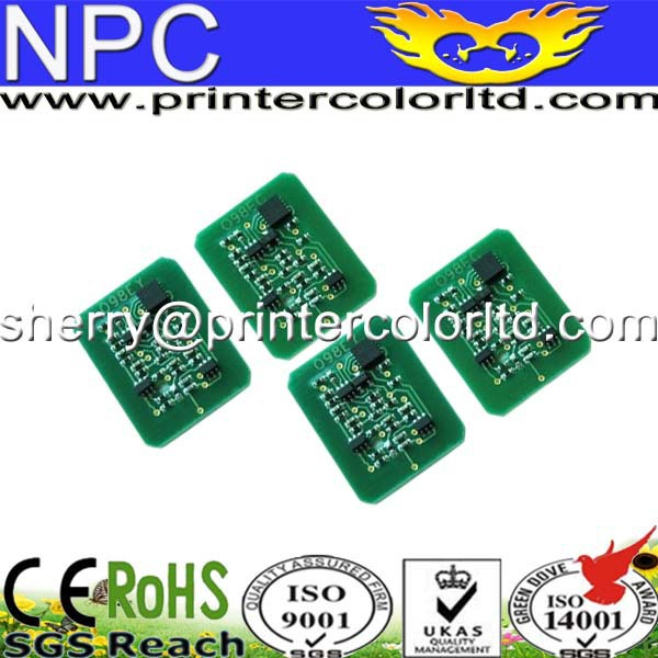 chip FOR OKI data C-9800MFP OKI-data 9850 dn OKIdata C9650-MFP new laser toner refill kits chips fuses