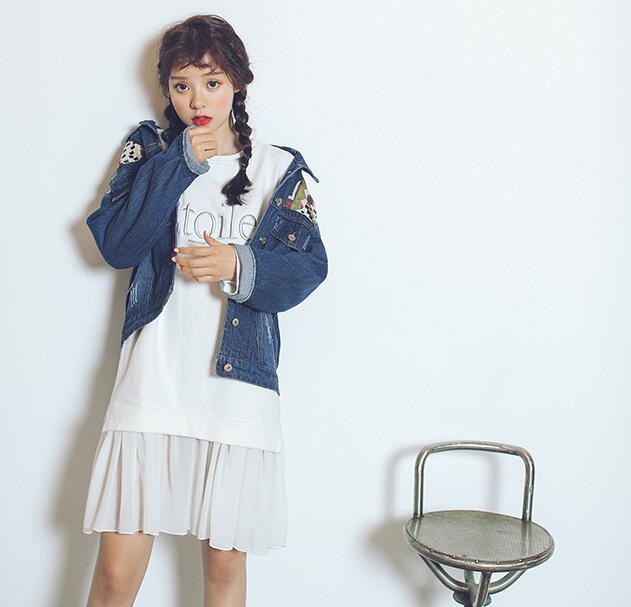 Veste coreenne femme