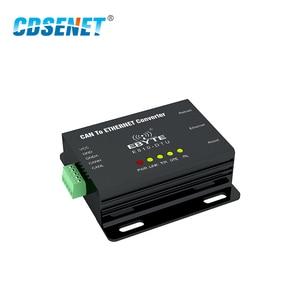 Image 4 - E810 DTU(CAN ETH) CAN Bus Ethernet Прозрачная передача Modbus протокальный последовательный порт беспроводной трансивер модем