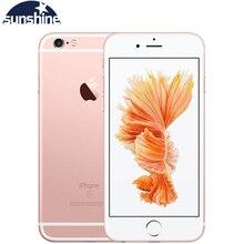 Смартфон Apple iPhone 6S Plus двухъядерный мобильный телефон 5,5 ''12.0MP 2G ram 16/64/128G rom LTE мобильный телефон