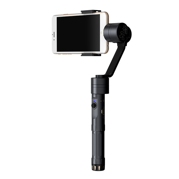 F18165 Zhiyun Z1-Smooth-II 3 Axis Brushless Handheld Gimbal Stabilizer for smartphone handheld within 6.5 Screen