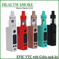 2016 Original Joyetech eVic VTwo Mini with Cubis pro Kit Firmware Upgradeable 75W eVic VTwo Mini Mod Cubis pro Atomizer