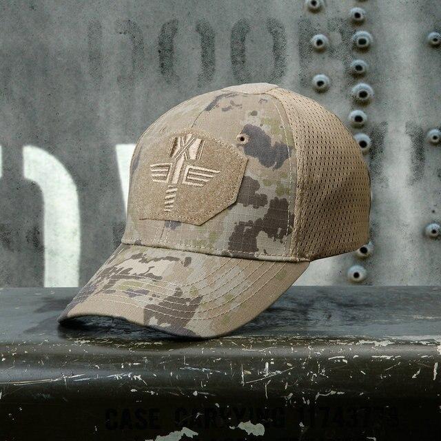 630202064a6dd Multicam Tropic Tactical Baseball Sport Caps MTP 100% Mesh 65 35 Ripstop  Material Baseball Hat Outdoor Camo Cap MCBK MTP
