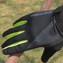 1 пара велосипедных перчаток полный палец Сенсорный Экран мужские женские м перчатки дышащие летние варежки 88 XR-Лидер продаж