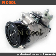 New AC Compressor For Mercedes Benz 2001-2012 GL450 550 ML350 550 R350 S550 CL550 GL320 for auto ac compressor mercedes benz x164 gl320 gl420 gl450 w251 v251 r280 r320 2483000870 2483001210 4371007110 4471500240