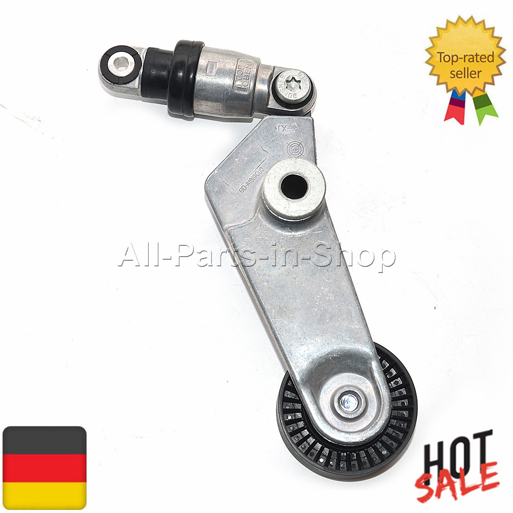 For Chevy Prizm/Pontiac Vibe/<font><b>Toyota</b></font> <font><b>Celica</b></font> Corolla Matrix MR2 1.4L 1.8L New Serpentine Belt Tensioner with Pulley 166200W093