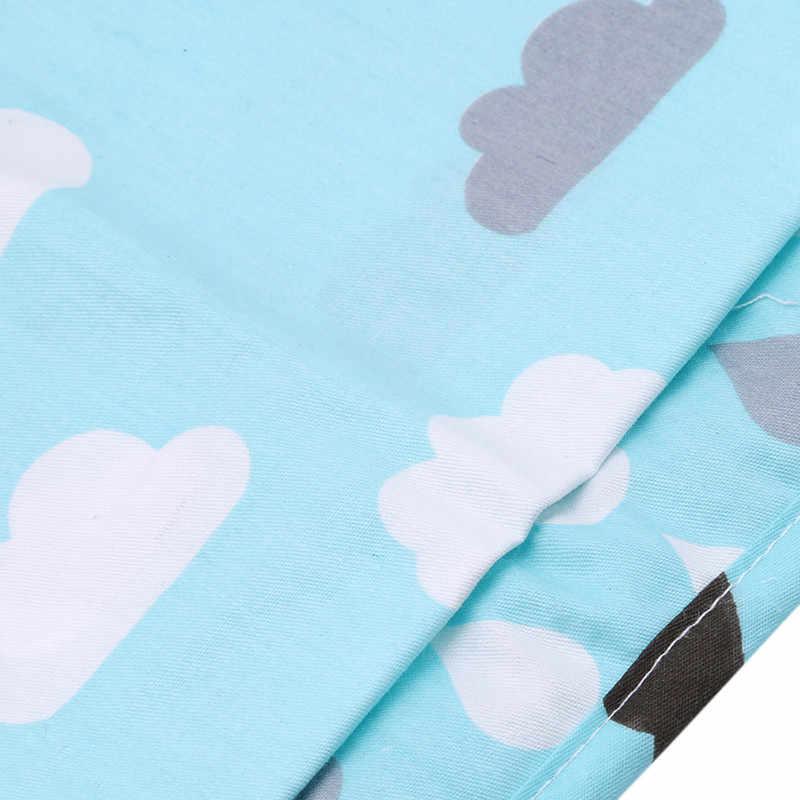 Детская кровать висячая сумка для хранения кроватки органайзер для игрушек карман для пеленок для постельное для колыбели 30*30 см