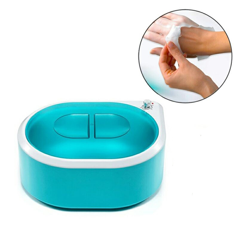 Hand Spa Warm Wax Machine Paraffin Heater Paraffin Treatment Bath Soothing Moisturizing Hand Pedicure Beauty Salon Tools
