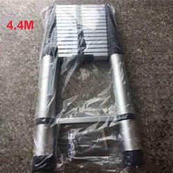 4.4M DLT A domowa drabina rozsuwana ze stopu aluminium zagęszczona prosta drabina jednostronna drabina składana drabina inżynieryjna|Drabiny|   -