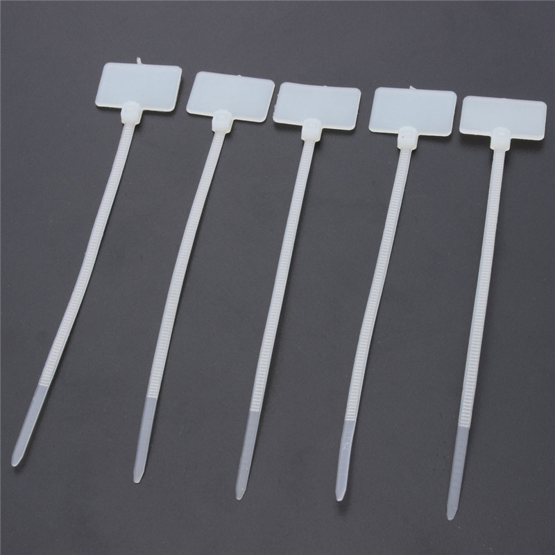 Cable Ties With Labels