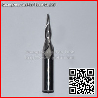 12mm 2 flutes carbide end mills,cnc cutting router tools, mill bits, special end mill A series