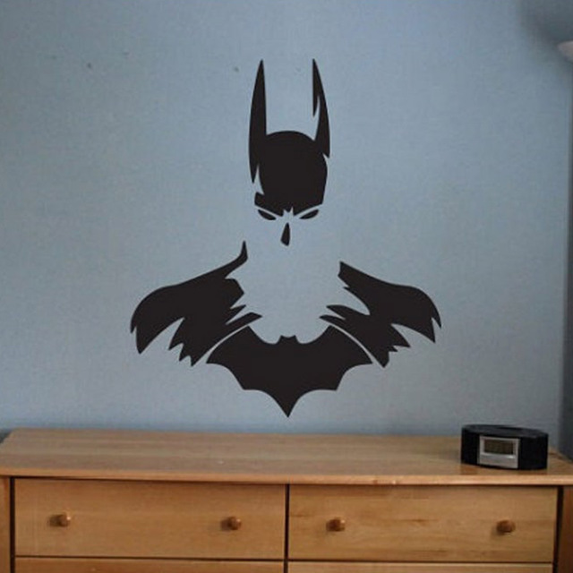 Batman Vinyl Decal Sticker