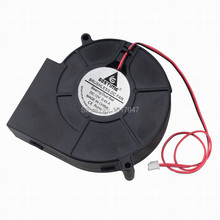 1 Pieces 9733B 90mm 97x33mm 9cm DC 12V 2Pin Ball-bearing Cooling Blower Fan delta pfr0912xhe 9cm 90mm 4 5a 90 90 38mm dc 12v server extensions machine cooling fan