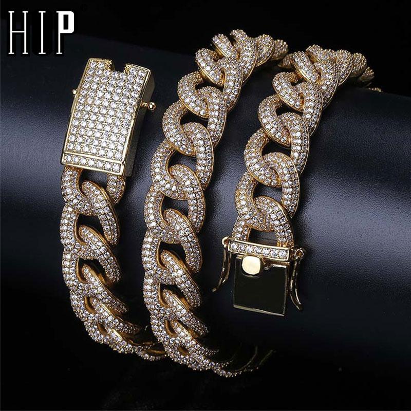 HIP Hop largeur 5 MM en acier inoxydable or corde chaîne collier 316L en acier inoxydable torsadé collier pour hommes bijoux livraison directe