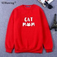 Cat mom shirt funny Sweatshirts catSweatshirts mom gifts women graphic cat lover gift for mothersSweatshirts cute gifts birthday