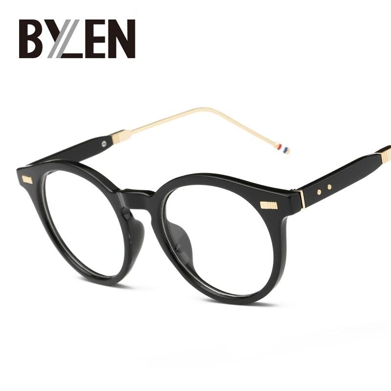 Unique Cat Eye Glasses Frame Vintage : Aliexpress.com : Buy BYLEN Fashion Cat Eye Glasses Frame ...