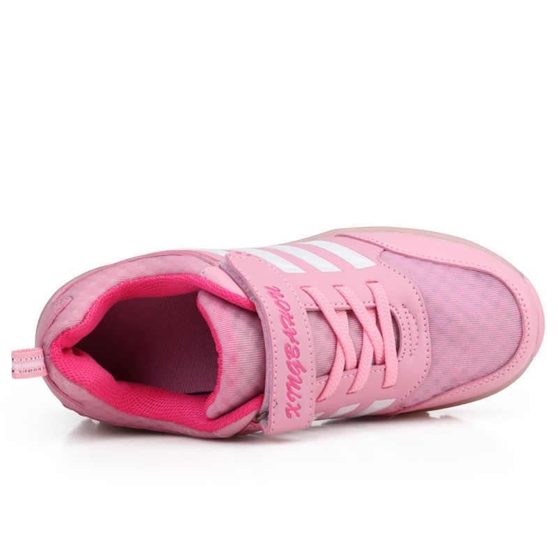 Renkli LED Yanıp Sönen Tek paten Ayakkabı için Çocuk Erkek Kız paten Kasnak LED Heelys Sneakers Çocuk Hediye Pembe