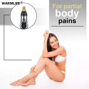 Image 2 - 2019 Newst Elektronische Acupunctuur Pen Elektrische Meridianen Laser Therapie Genezen Massage Pen Meridiaan Energie Pen Relief Pijn Gereedschap