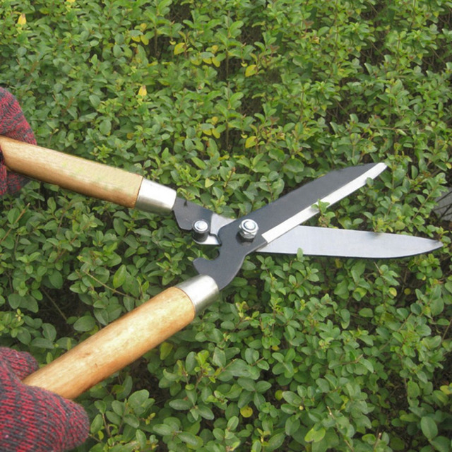 Professional Pruning Scissors Hedge Shears Clippers 1