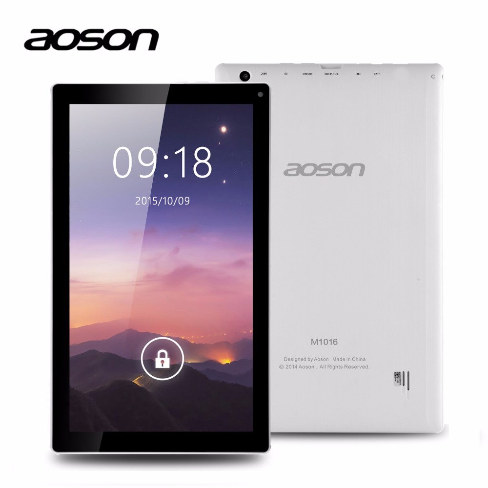 Clearance Sale 101 Inch Android Tablets Aoson M1016C