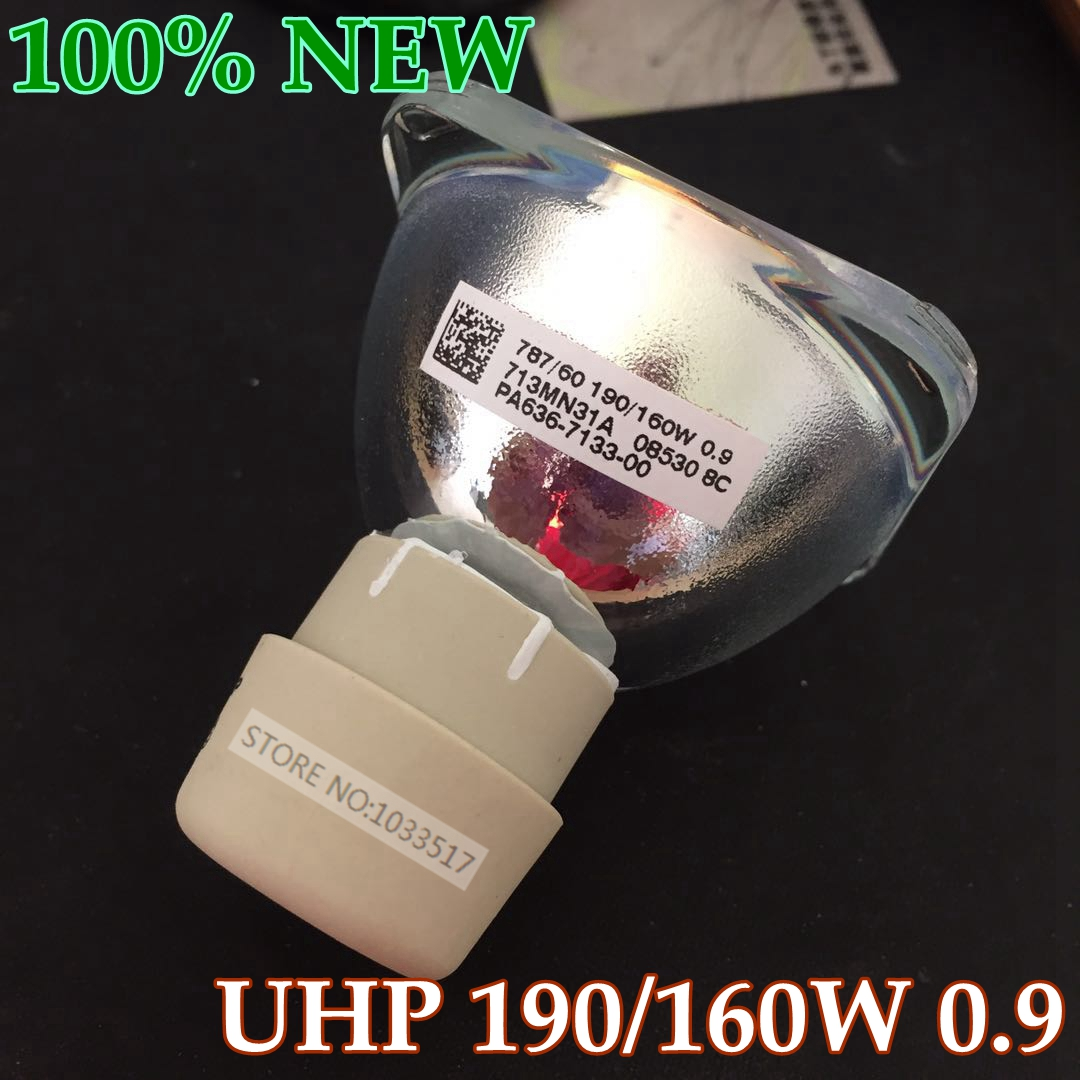 Projector Lamp Bulb UHP 190 160W 0 9 E20 9 for Viewsonic PJ513D PJ513