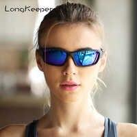 Venda quente mulher polarizada óculos de sol visão noturna oval preto quadro óculos de sol segurança condução esportes gafas de sol 1031