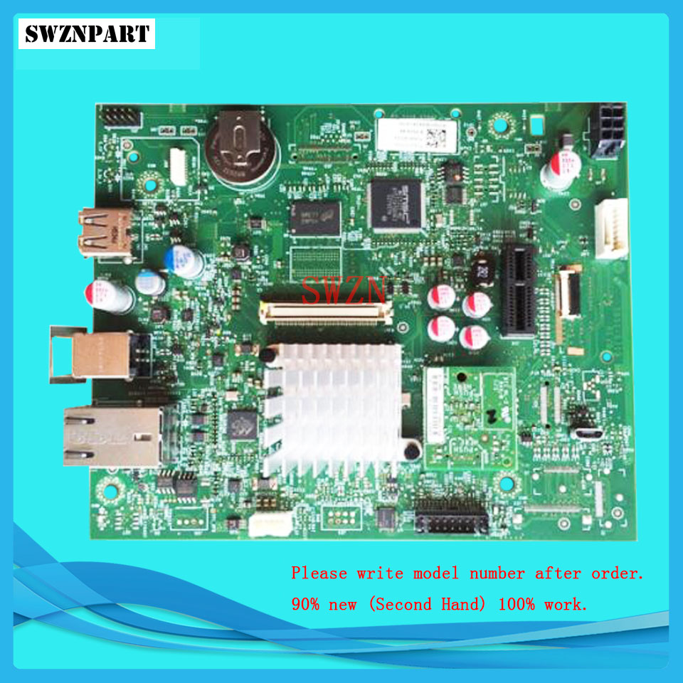 FORMATTER PCA ASSY Formatter Board logic Main Board MainBoard mother board for HP M506 M506dn M506n M506x F2A68-60004 631 0347 m40a mlb 820 1900 a oem logic board 1 83 t2400 ghz for m mini a1176 emc 2108 ma608 gma 950 64m