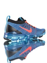 Nike Air VaporMax Flyknit Men's Running Shoes, Breathable Lightweight Non-Slip Wear Resistant Outdoor sports shoes AR6631-004