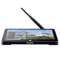 PIPO X8S Mini PC Dual HD Graphics Windows10 OS Intel Z3735F Quad Core 2GB/32GB 7 inch Screen Tablet TV BOX