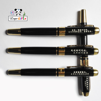 Super Good Quality Classical Ball Pen Within Gift Boxes Custom FREE With Your Logo Name Text