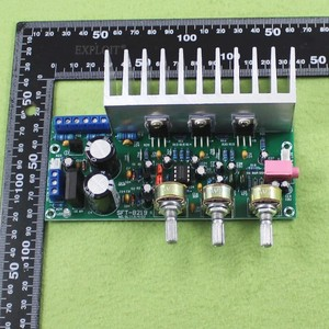 Image 3 - لوح مضخم صوت KYYSLB 60 وات TDA2050 + TDA2030 لوح مضخم صوت فائق الجودة مزود بثلاث قنوات 2.1 (C5A1)