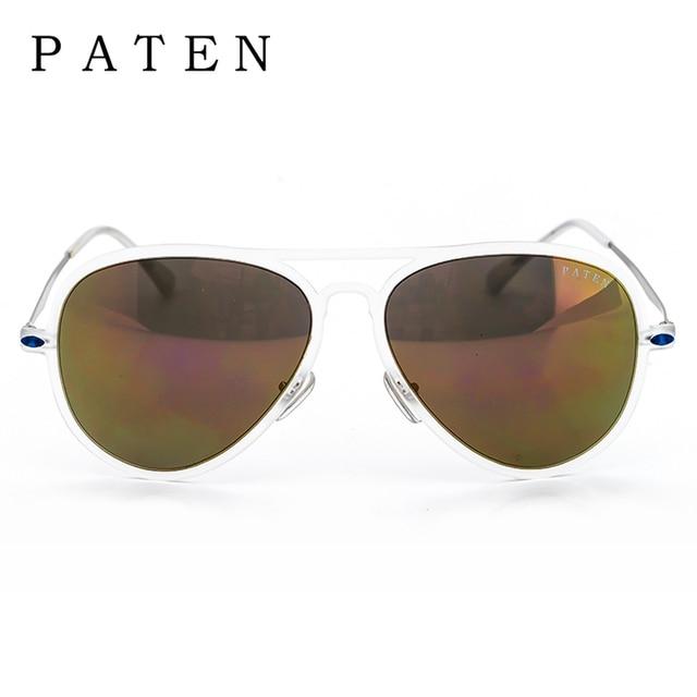 ab9a8cff3da Woman Rushed Real Sunglasses 2016 Pilot Brand Italy Design Retro Glasses  Polarized Lentes De Sol Mujer