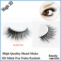 Fastest Shipping! Belle mink eyelash makeup 3D false eyelash extension 3D eye lash brand false eyelash