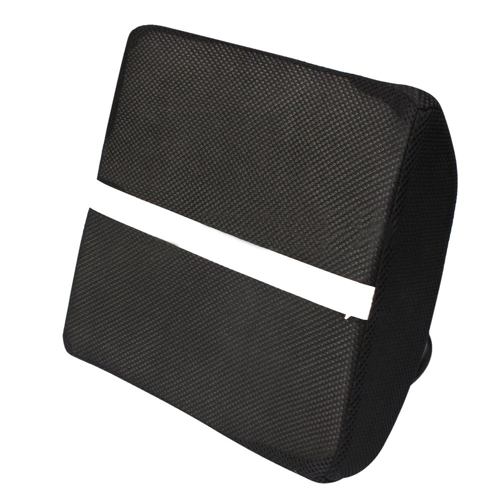 Lumbar Back Support Cushion Pillow Memory Sponge Waist For