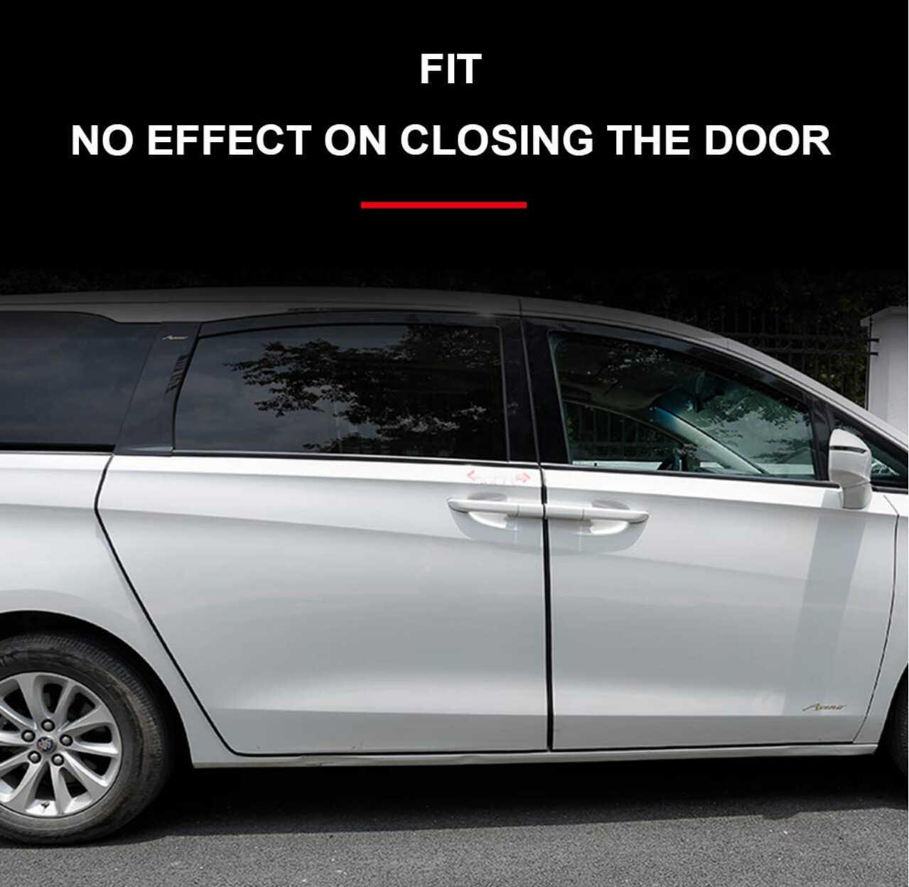 Защита от краев двери автомобиля 5 м для Renault Koleos fluenec Kangoo Latitude Sandero Kadjar Captur Talisman Megane RS Laguna
